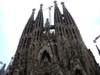 Travel  Spain Barcelona Sagrada Fam�lia