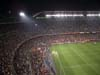 Travel  Spain Barcelona Nou Camp stadium