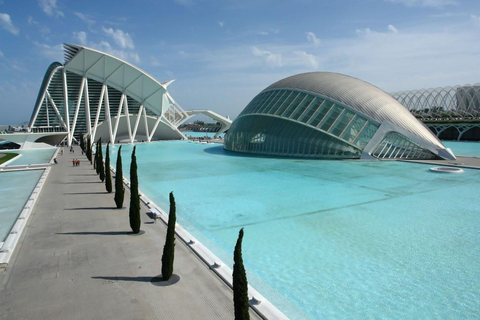 Valencia spain guide to valencia spain hotels etc for Top design hotels valencia