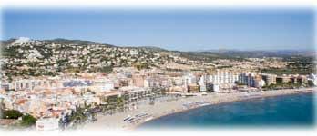 Costa De Azahar Spain Map.Costa Del Azahar Orange Blossom Coast Apartments Villas Hotels