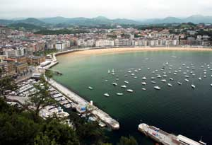 hotels apartments villas San Sebastian